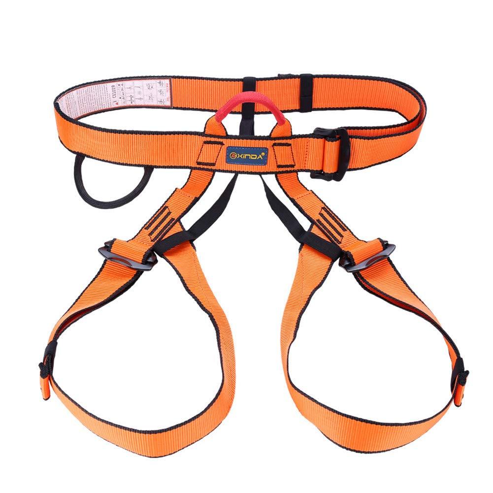WYX Cinturón de Seguridad Montañismo al Aire Libre Arnés para ...