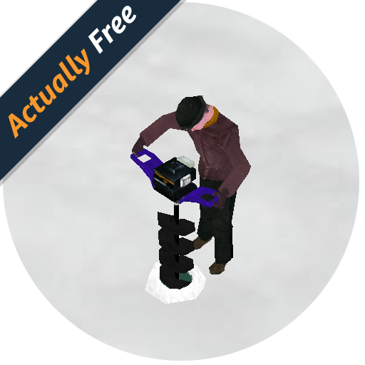 Ice Fishing Derby Premium