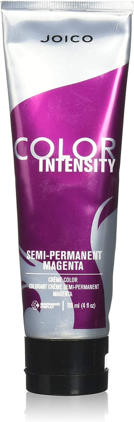 Joico Intensity Semi-Permanent Hair Color, Magenta, 4 Ounce by The Regatta Group DBA Beauty Depot