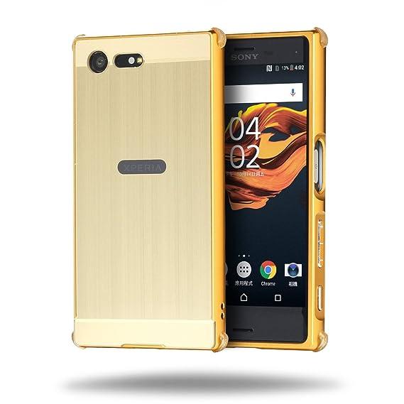 Amazon.com: for Sony Xperia X Compact F5321 Aluminium Metal ...