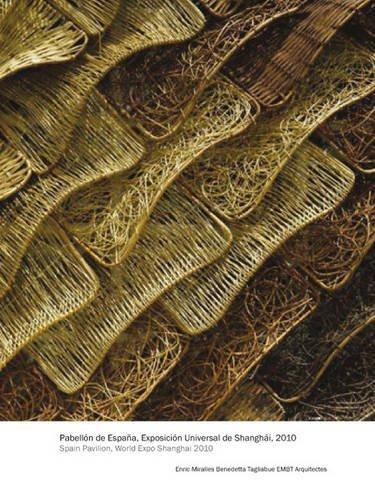 Pabellon de España - exposicion universal shangai 2010: Amazon.es: Tagliabue, Bened: Libros