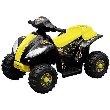 Festnight- Motor para Niños con 4 Ruedas Motos Electricas para Niños de 3 a 6 Años: Amazon.es: Electrónica