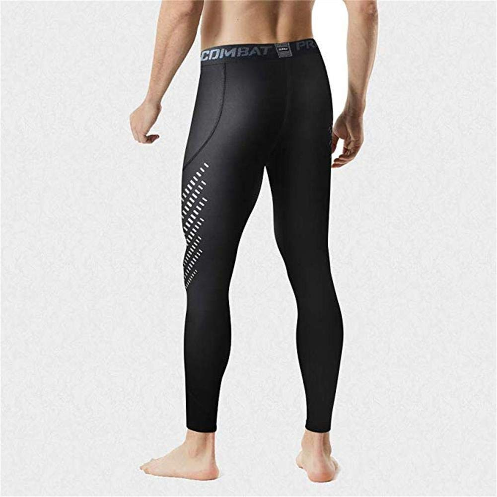 3 Packs AXRCCK Dry-Fit Mens Compression Pants Comfy Fitness Running Tights