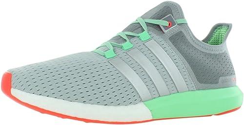 adidas Cc Gazelle Boost M White Grey Green Running Shoes (7.5 ...
