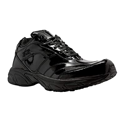 3N2 Reaction Referee Basketball Shoe - Patent Leather | Fashion Sneakers