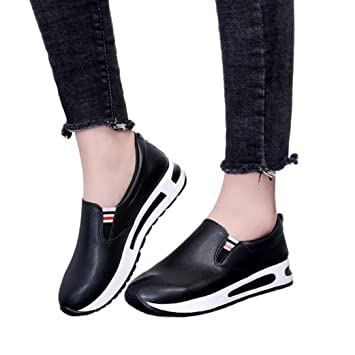 b147a6ceae258 Amazon.com: Clearance! Women Sneakers, Neartime Fashion Casual Flat ...