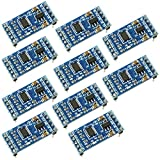 Optimus Electric 10pcs Digital ADXL345 3-Axis Accelerometer Module with RT9161 Power Chip for Motion and Acceleration Sensing from
