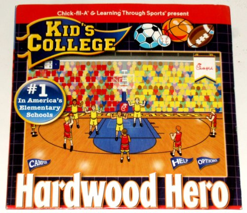 Chick-Fil-A & Learning Through Sports presents: Kid's College - Hardwood Hero (Basketball) [CD-ROM] ()