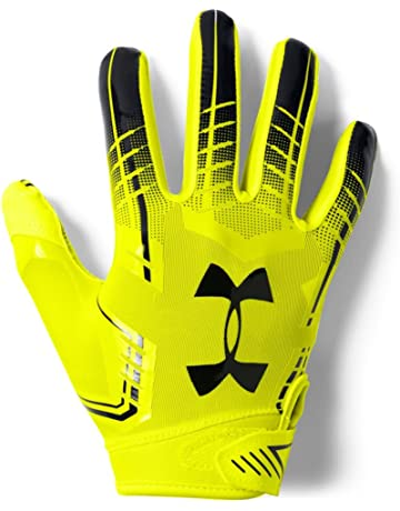 Under Armour Boys  F6 Youth Football Gloves 610ef4b982