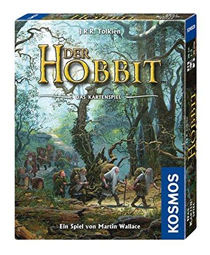 El Hobbit - Juego de Cartas (versión en alemán)(Kosmos ...