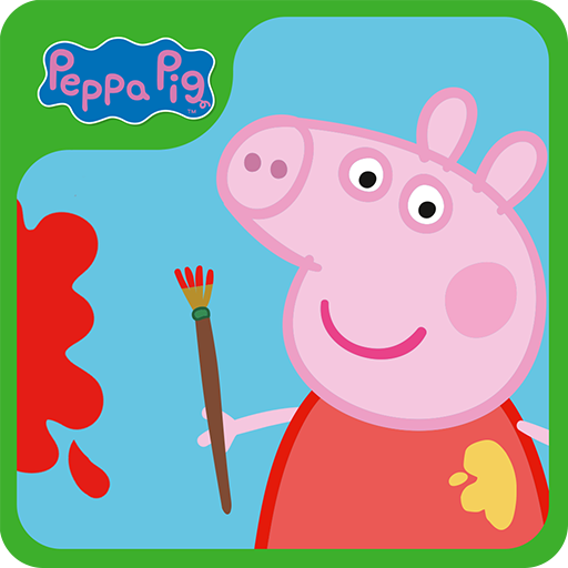 Peppa Pig: Paintbox (Pig Art Line)