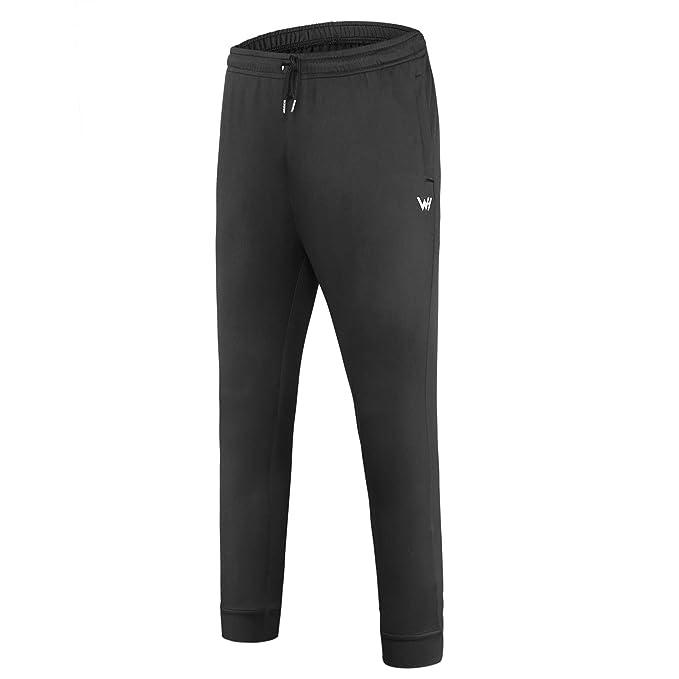 WHCREAT Pantalones de Jogging para Hombre Deportivos de Chándal ...
