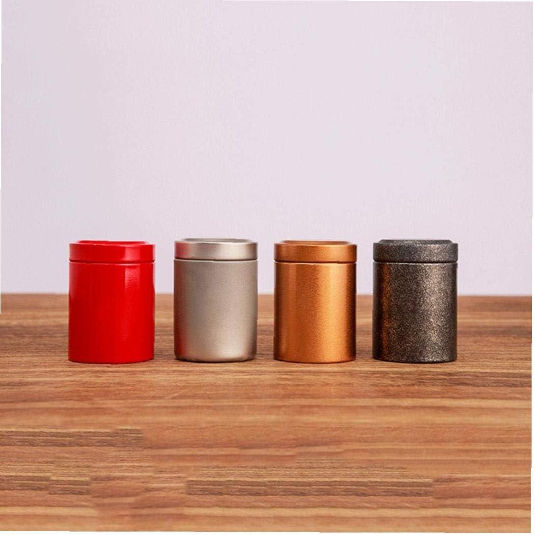 Aromas de T/é Lata de Metal para T/é 25 gr Virgen de Gustav Klimt//Caja de T/é//Recipiente Contenedor Almacenamiento de T/é