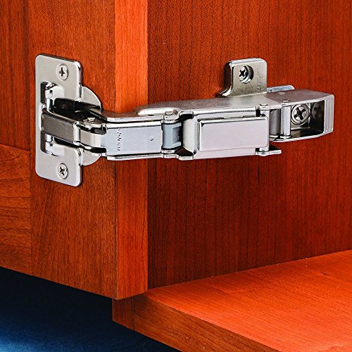 - Blum® 170° Snap Close Clip Top Frameless Inset Hinge