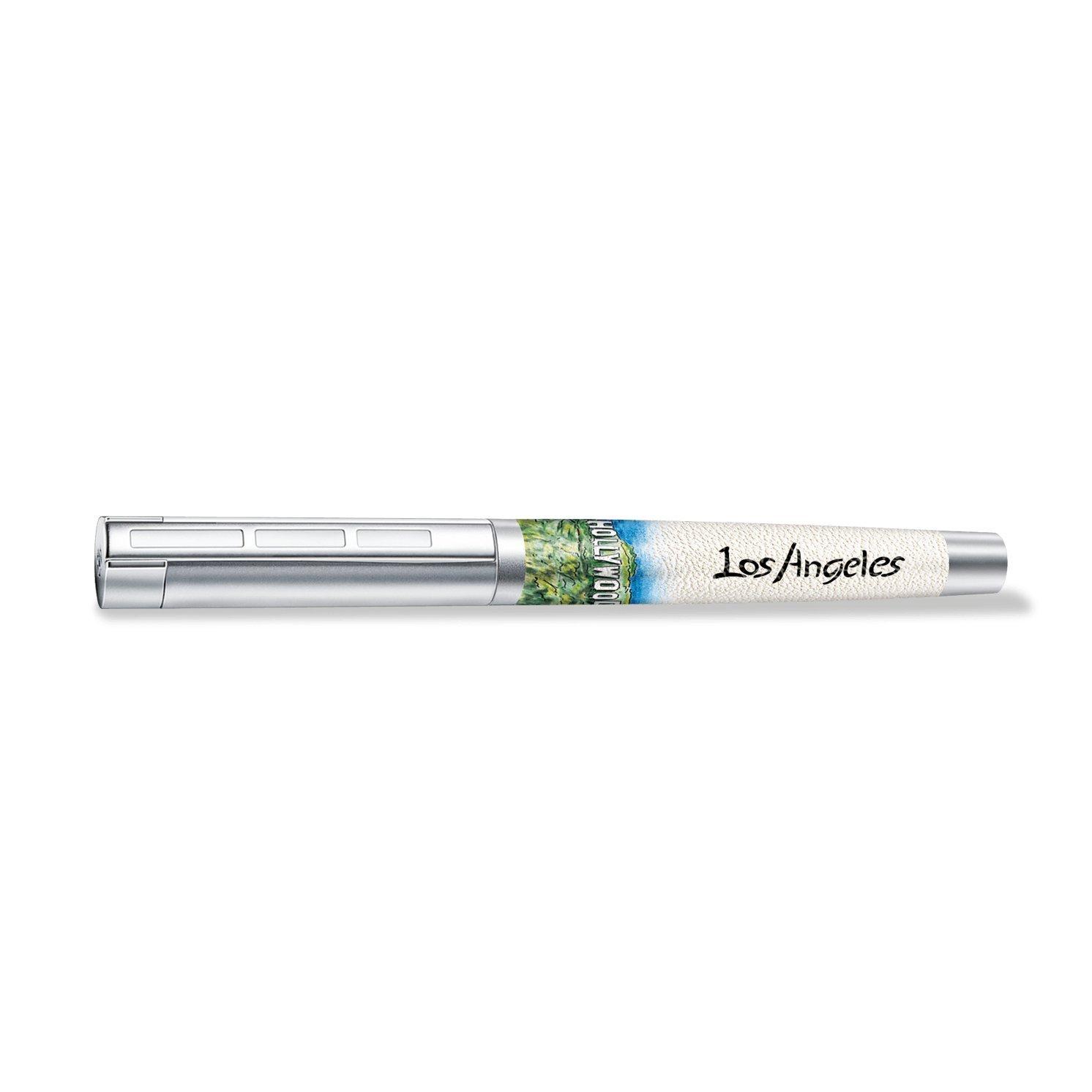 Penna stilografica Premium Corium Urbes F Berlino Staedtler Premium