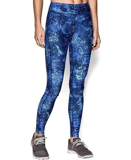 f8a5e0c43d84e Under Armour Womens HeatGear Alpha Compression Printed Legging, Academy, XS  (US 0-