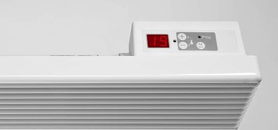 1750Watt CECOMINOD098087 /… Convectair Apero 240v 2,000w Electric Space Heater White