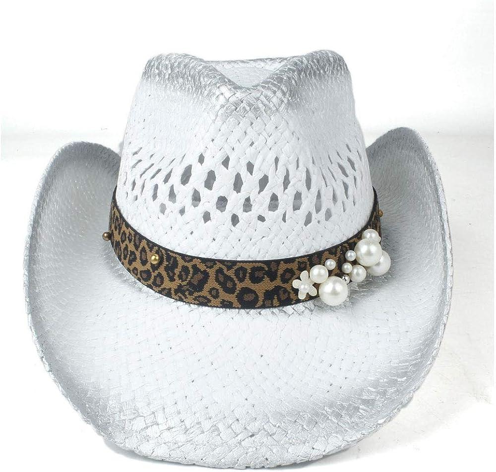 Sun Hat Straw Women Western...