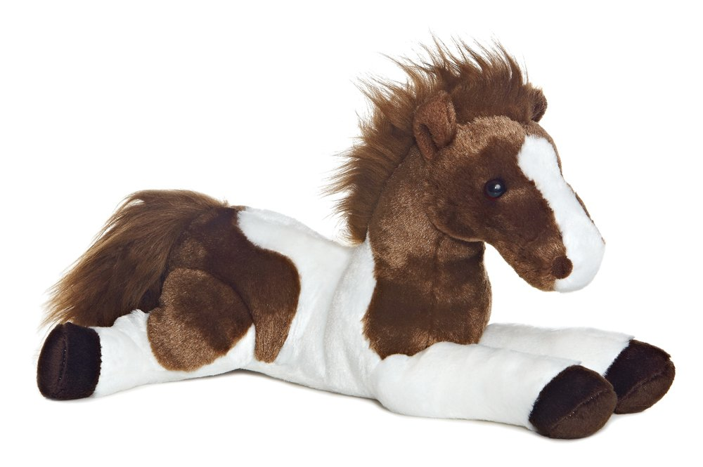 12 Aurora World Flopsie Plush Tola Horse