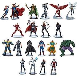 Marvel Avengers Mega Figurine Set