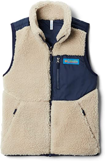 Columbia Baby-Boys Archer Ridge Reversible Vest