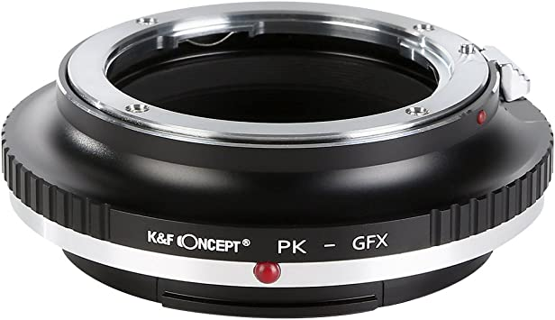K/&F Concept Adapter for M42 Screw Mount Lens to Pentax K Camera K-1