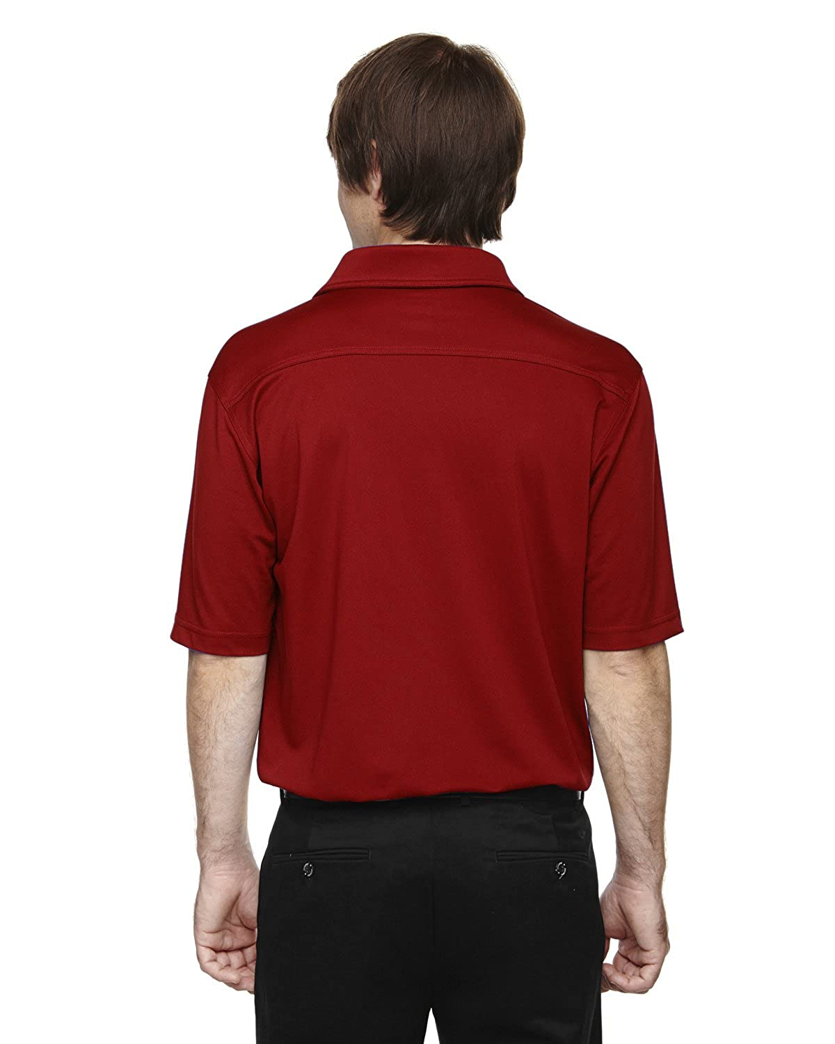 4XT Extreme Eperformance Mens Tall Shift Polo Shirt Classic Red 850