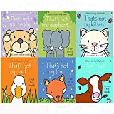 Thats not my touchy feely series 7 and 8 : 6 books collection (cow,fox,duck,bunny,puppy,kitchen)