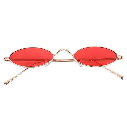 TOOGOO Gafas de sol redondas pequenas Mujeres Gafas de sol ...