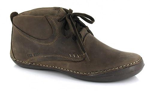 Hush Puppies, TARFFUL, Bota blucher marrón de Hombre, talla 46: Amazon.es: Zapatos y complementos