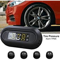 likeitwell Sistema de monitoreo de presión de neumáticos
