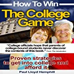 How to Win the College Game | Paul Lloyd Hemphill