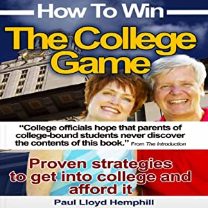 How to Win the College Game Audiobook