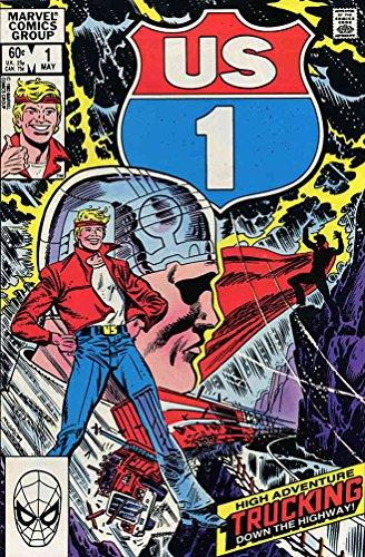 - U.S. 1#1 FN ; Marvel comic book