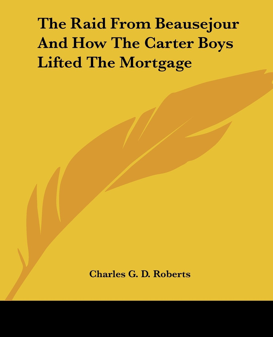 The Raid From Beausejour And How The Carter Boys Lifted The Mortgage pdf epub