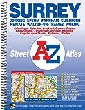 Surrey Street Atlas (A-Z Street Atlas)