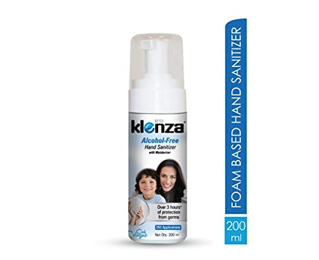Buy Klenza Hand Sanitizer Cologne 200ml Online At Low Prices In