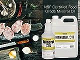 Premium 100% Pure Food Grade Mineral Oil USP, 1
