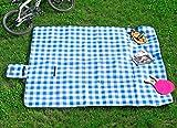 PEARL-Fleece-Picknick-Decke-mit-wasserabweisender-Unterseite-200-x-175-cm