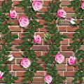 Caopixx 3D Wall Paper Brick Stone Rustic Effect Self-adhesive Wall Stickers for Living Room Home Decor