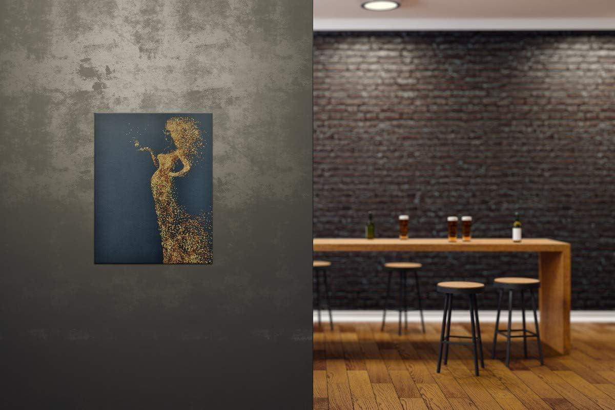 Miniart Crafts Perlenstickerei-Set mehrfarbig 32 x 39 cm