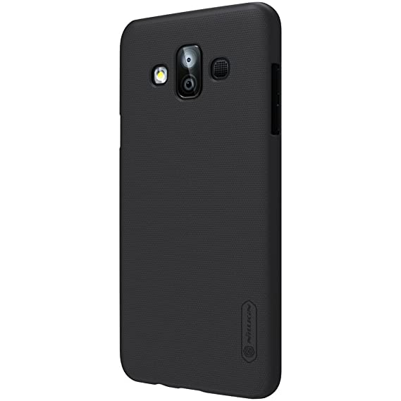 pretty nice 672bb 569d0 Galaxy J7 Duo Case,Mangix Exact-Fit Premium Matte Finish Hard Back Cover  Case with Film Screen Protector for Samsung Galaxy J7 Duo J720M 2018 Newest  ...