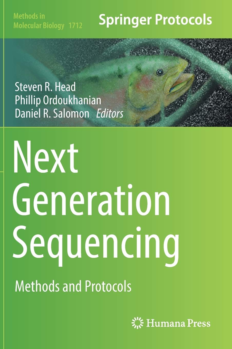 Next Generation Sequencing  Methods And Protocols  Methods In Molecular Biology Band 1712