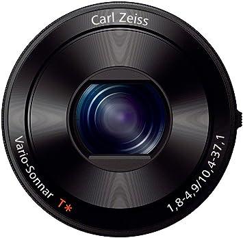 Amazon.com : Sony DSC-QX100 Smartphone Attachable Lens-style ...