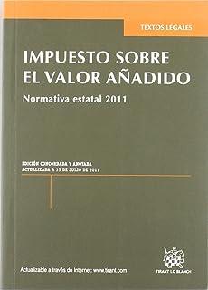 Impuesto sobre el valor añadido Normativa estatal 2011