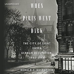 When Paris Went Dark Audiobook