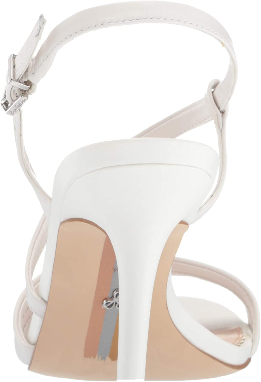 Sam Edelman Femmes Bright White Leather