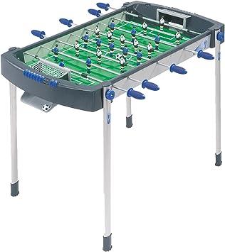 Smoby - Futbolín Challenger, Color Azul (620200): Amazon.es: Juguetes y juegos