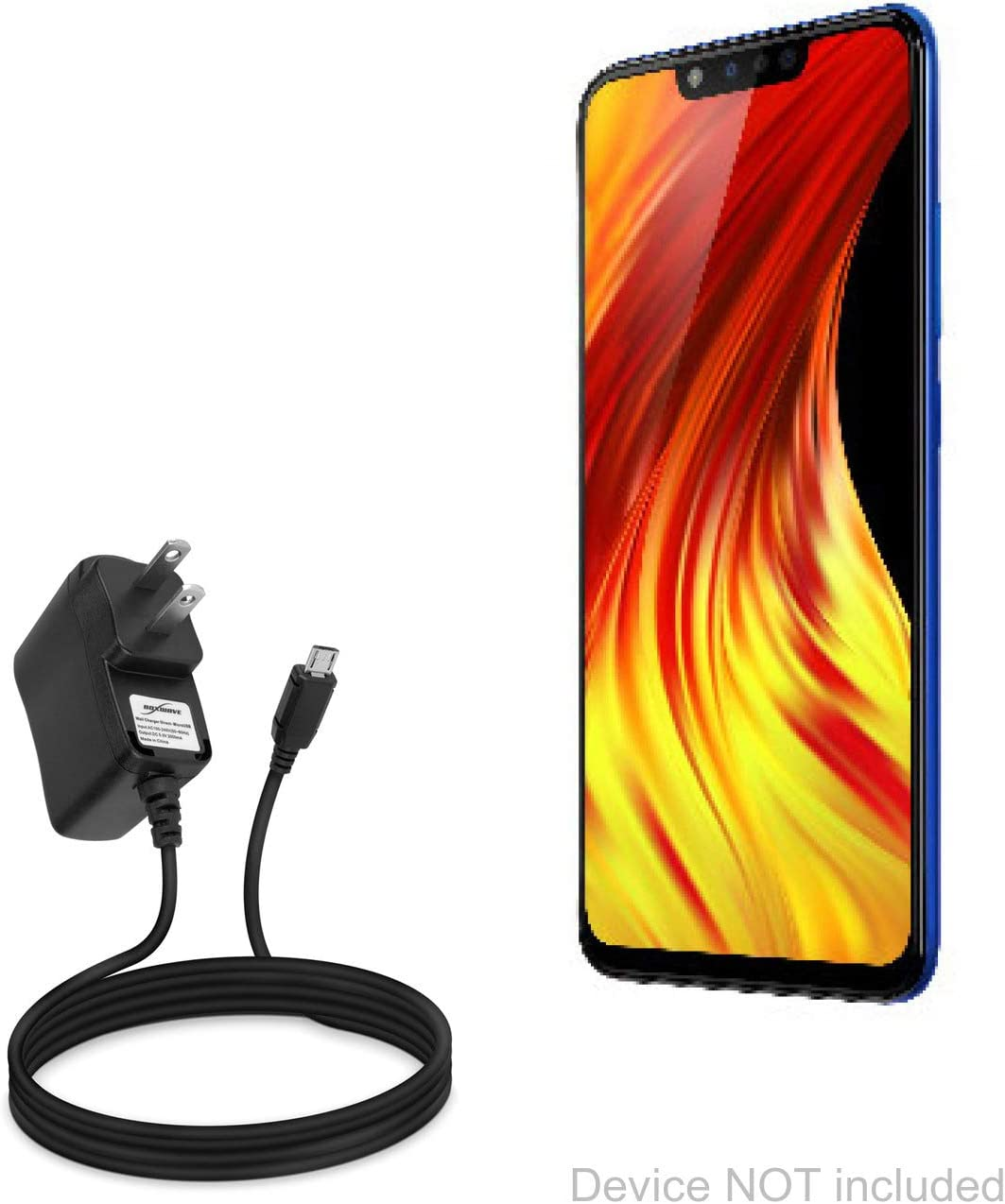 Retractable BoxWave Portable Sync Cable for Infinix Hot 7 Pro miniSync Infinix Hot 7 Pro Cable