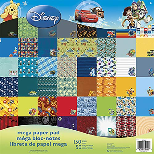 Trends International Mega Paper Pad 150 Page Disney Boy